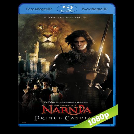 Las Crónicas De Narnia: El Príncipe Caspian (2008) BRRip 1080p Audio Dual Latino/Ingles 5.1