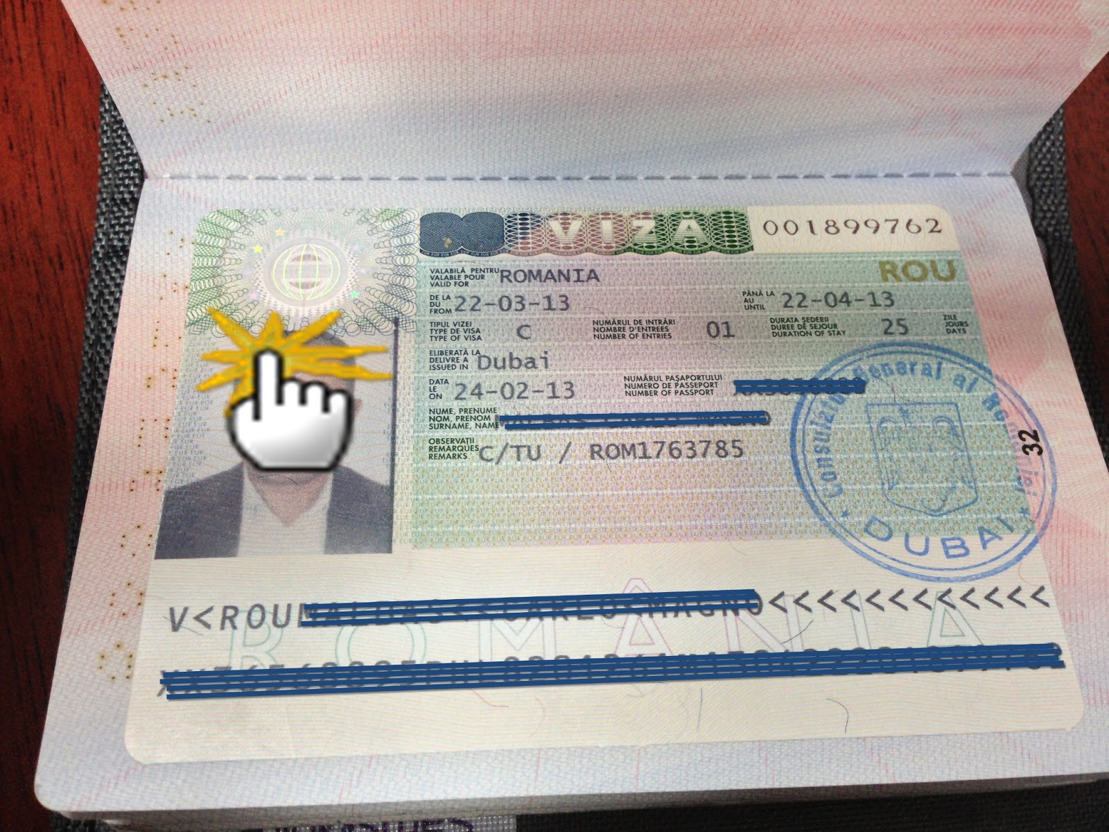invitation letter for visapplication business sample%0A Obtaining Romanian Tourist Visa in Dubai