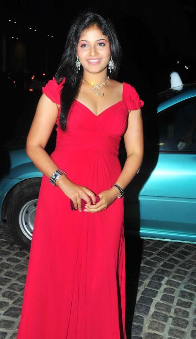 anjali th filmfare awards latest photos