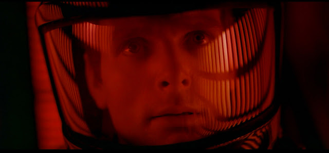 dave bowman in helmet 2001 a space odyssey
