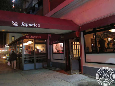Image of Japonica, Japanese restaurant in Greenwich Village, NYC, New York