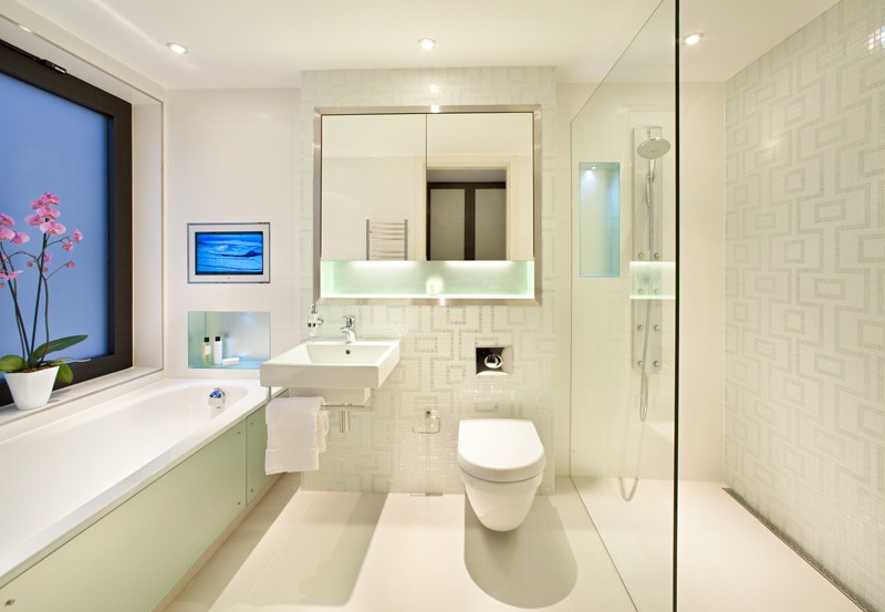 Modern Homes Modern Bathrooms Setting Ideas New Home Designs Latest