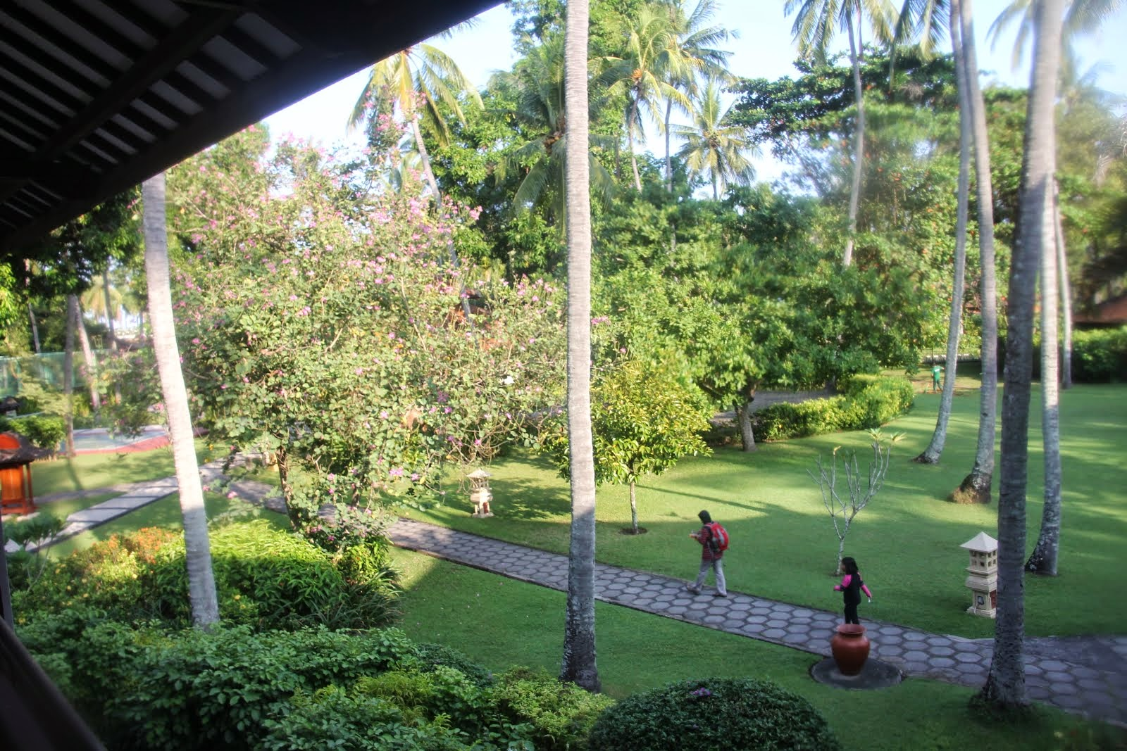 Senggigi Beach Hotel,Lombok-June 2014