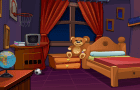 Teddy House Escape