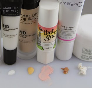 makeup primer for acne prone skin and oily skin