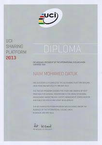UCI Diploma USP Management Seminar