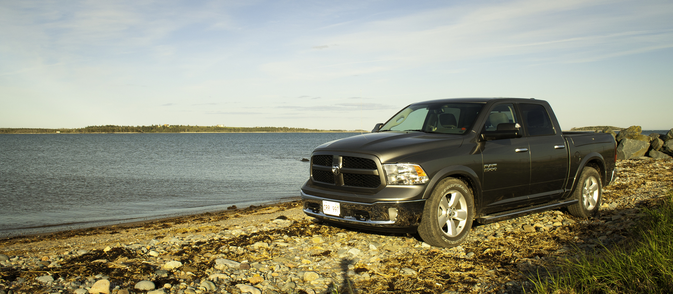 2013 Ram 1500 Outdoorsman Crew Cab V6 4x4 Review  The Title Is