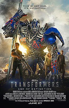 Transformer 4 Age of Extinction