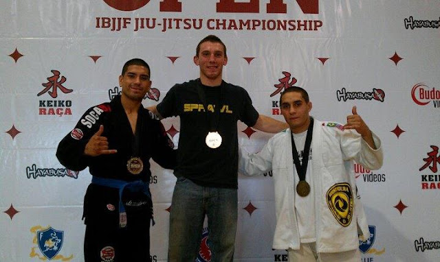 Kurt Chase-Patrick Wins Boston IBJJF Title