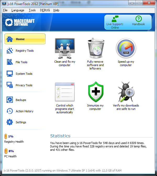 how to clean the registry of uninstalled software
