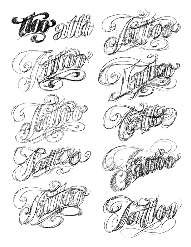 The art of hand lettering may 2013 this version was developed with the clients request to create a logo similar to his sketch with a 3d effect after review it was canned with a request for altavistaventures Choice Image
