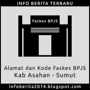Alamat dan Kode Faskes BPJS Asahan