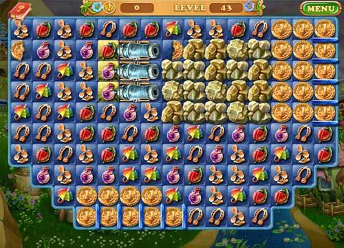 لعبة الاطفال Laruaville 3 لعبة ذكاء خفيفة للكمبيوتر