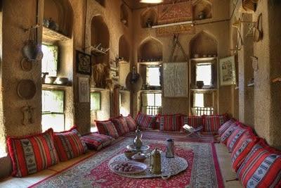 How to live like an omani princess traditional omani gcc for Classic furniture uae