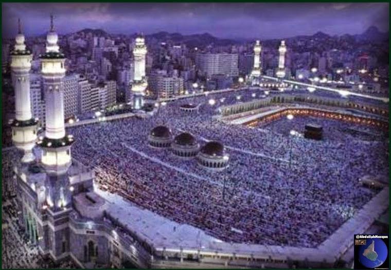 Mezquita de la Meca, Hajj #Ramadan2013