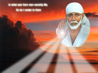 Secret Of Living With Sai In This World - Experience - Anonymous Devotee