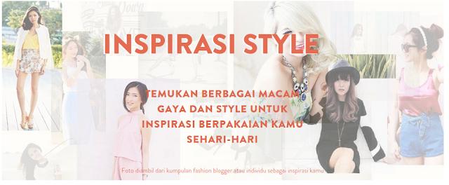 shopious.com Sebagai Inspirasi Style