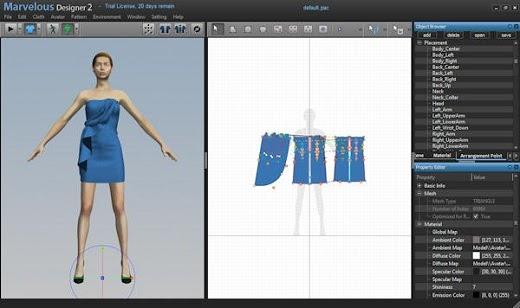 Blog Do Hulk CLO Virtual Fashion Marvelous Designer 2.v3.32