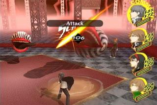 Yukiko's dungeon in Persona 4
