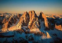 dolomites italian mountains