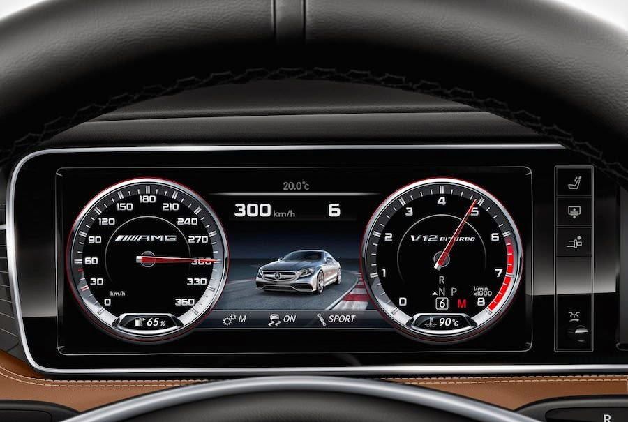 メルセデスベンツ S65 AMG クーペ