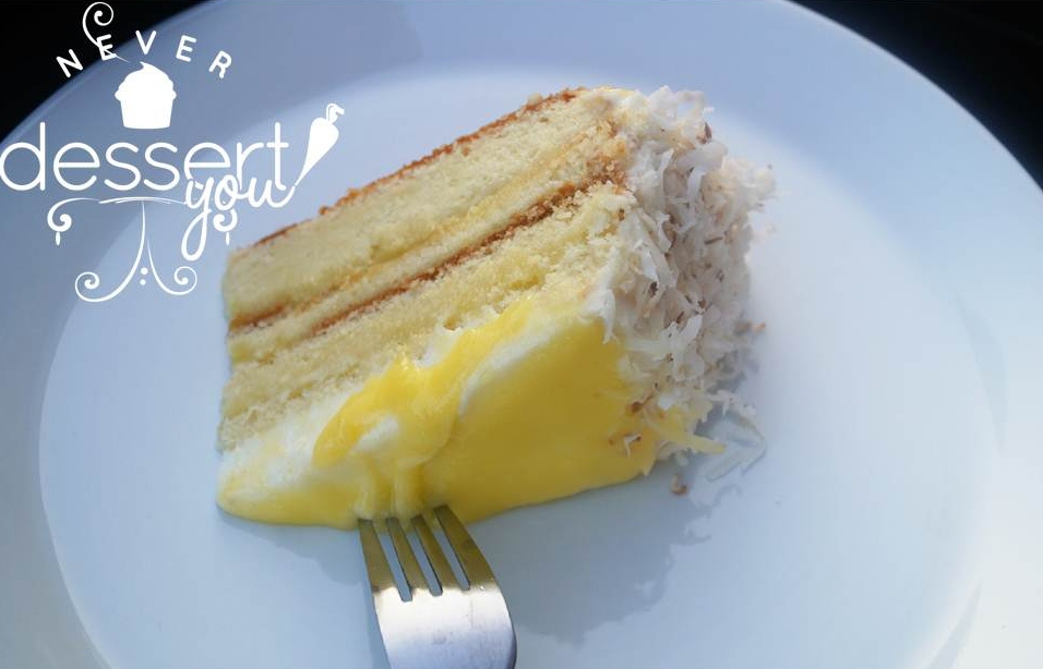Coconut Layer Cake With Coco Lopez