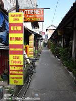 Sosrowijayan Street, A tourist street