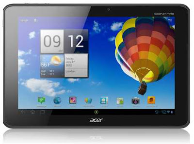 acer, iconia, tab, a511