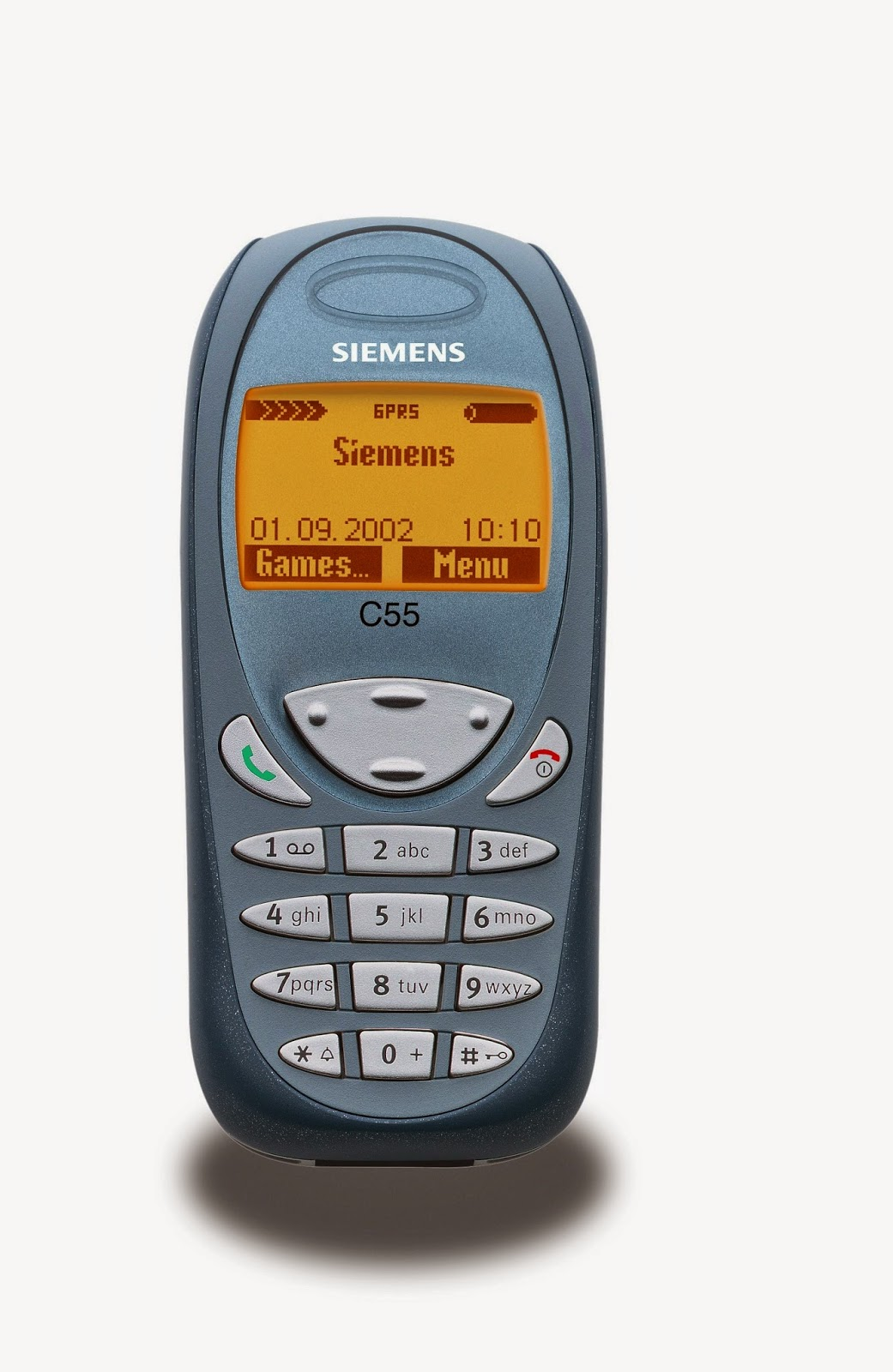 Siemens C55 Mobile Cell Phone