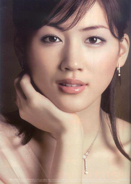 Japan Beautiful Actress Ayase Haruka - I am an Asian Girl
