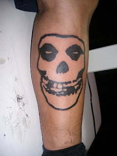 Misfits Tattoo design photo Gallery - Misfits Tattoos Ideas