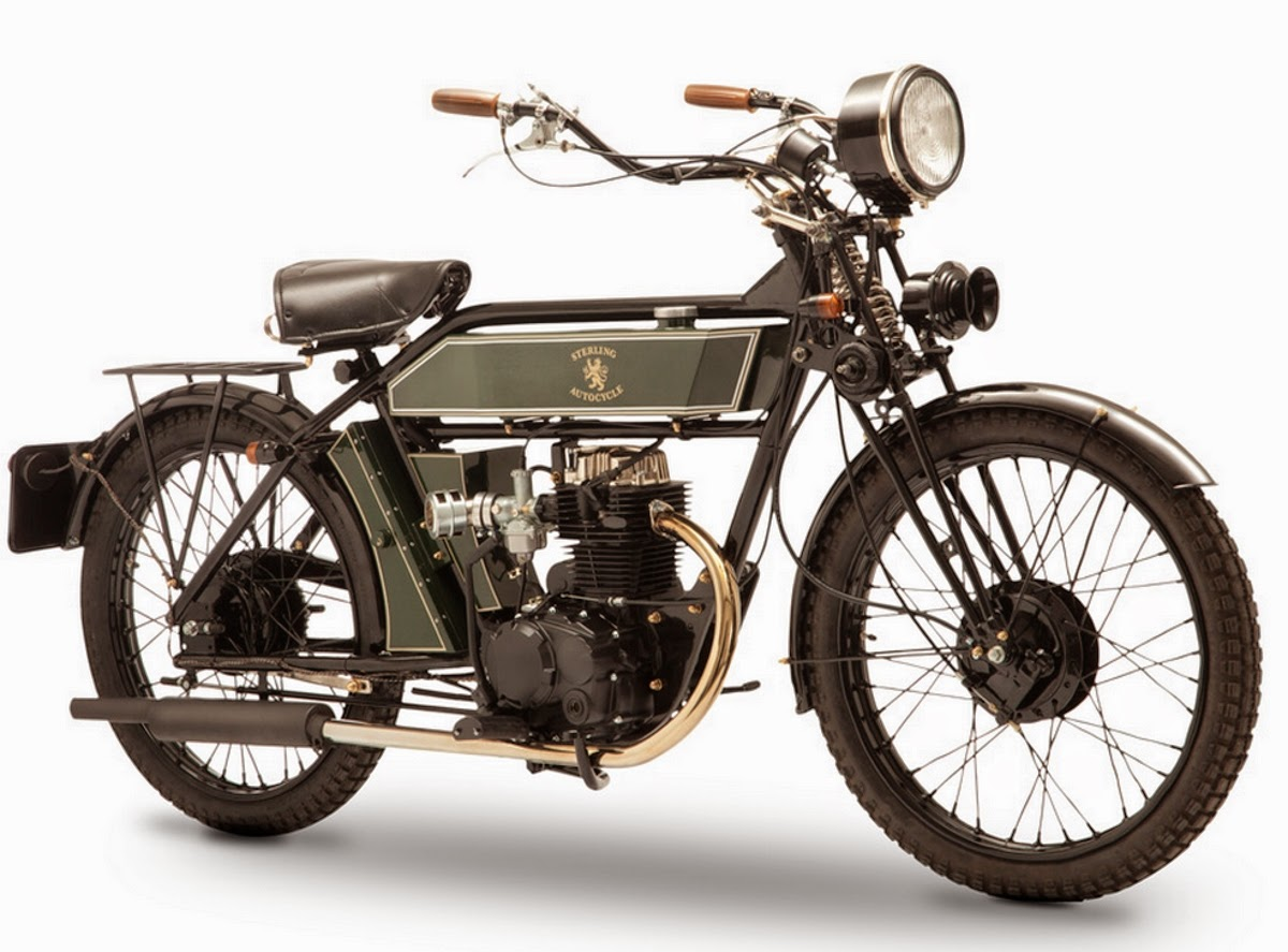 Black Douglas Motorcycle Company