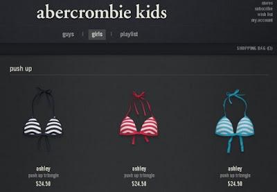 bikinis para niñas