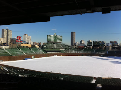 Wrigley Snow Field
