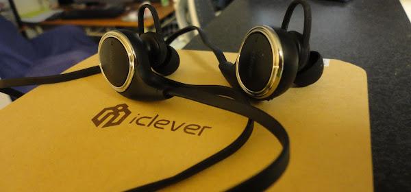 iClever Wireless Earphones Sport Earbuds Headset