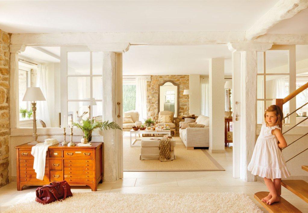 Un faro de ideas casa en las monta as de o ate - Recibidores el mueble ...