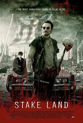 stake land 9115 Stake Land (2011) Español DVDSCR