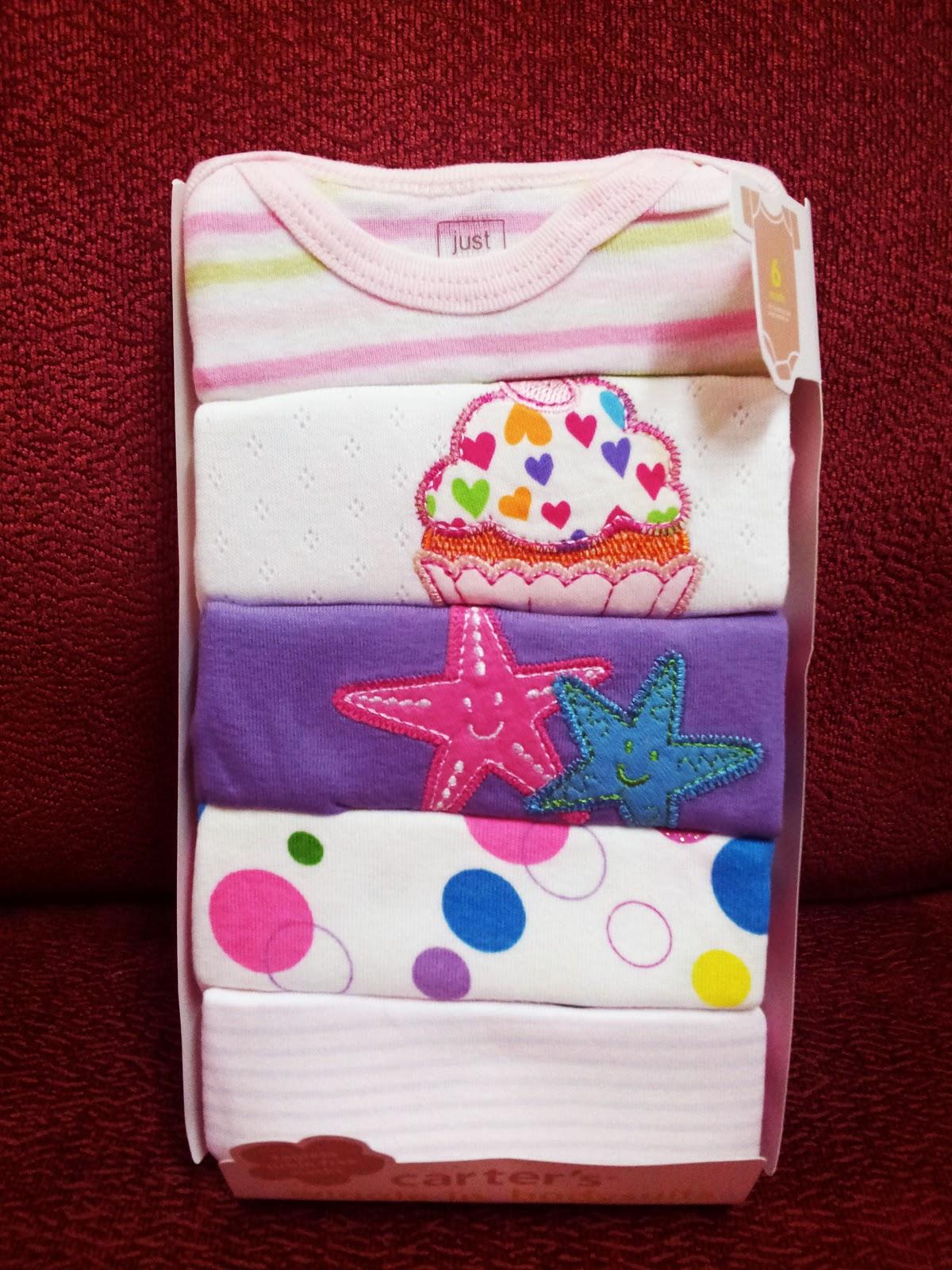 *: Carter's Gift Set