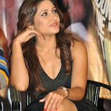 Prabhjeeth Kaur Hot Photo Gallery in Short Dress at Intelligent Idiot Movie Logo Launch 27
