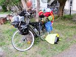 Retki- matkapyöräilyjäni 2012