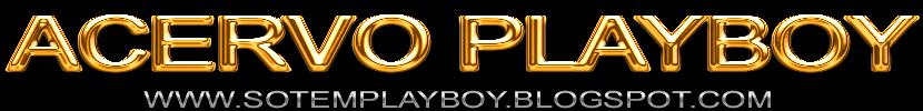 Acervo Playboy
