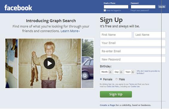 Cara Daftar Membuat Facebook Baru Dengan Mudah Dan Cepat