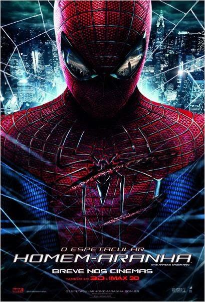Filme O Espetacular Homem Aranha Dublado AVI BDRip