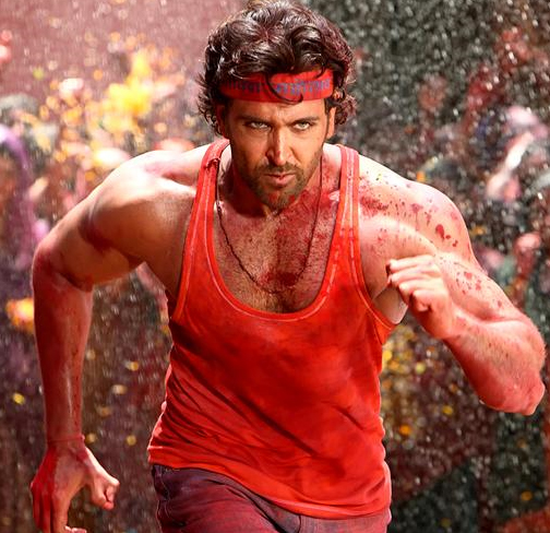 Hrithik Roshan is Agneepath's Ramake (First look of Hrithik as Angry Young Man)