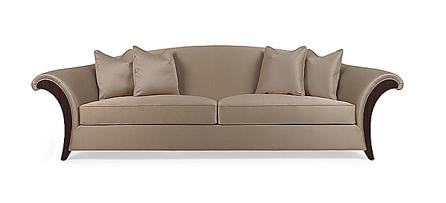 Decoraci n tendencias en estilo cl sico sof s cl sicos for Sofas clasicos y comodos