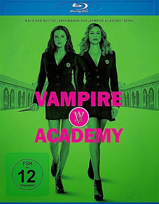 Vampire Academy (Academia de Vampiros)(2014) m720p BRRip 2.5GB mkv AC3 5.1 ch subs español
