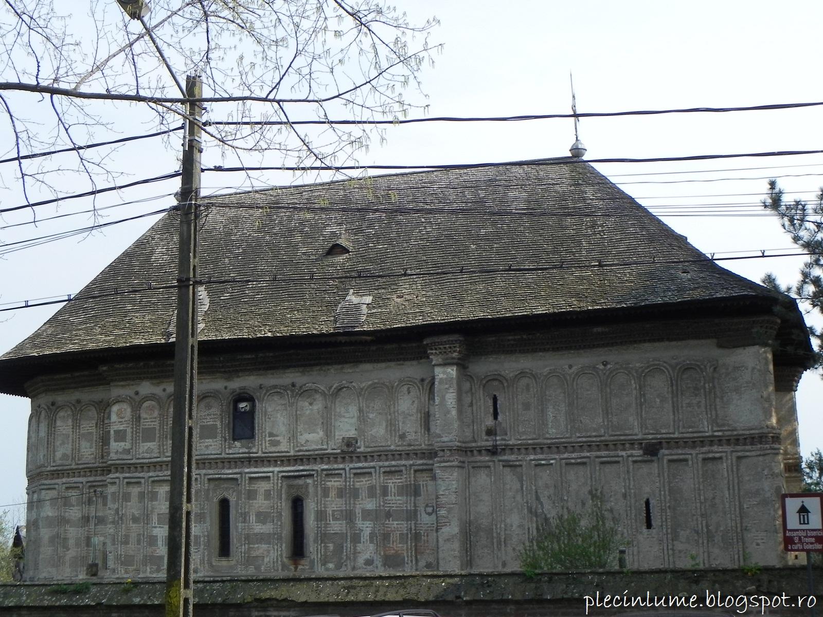 Biserica Golesti