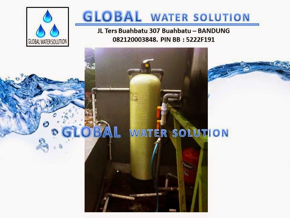 global water solution filter air bergaransi dan murah