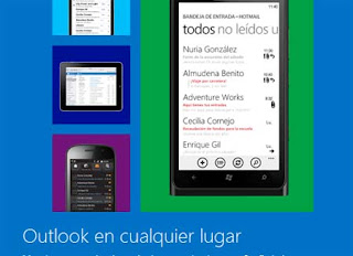 outlook para moviles