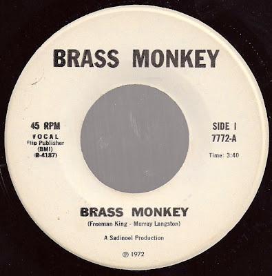 Brass Monkey - Brass Monkey - Funky Monkey